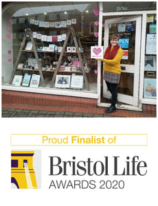 Eclectic Gift Shop is Bristol Life Awards Finalist