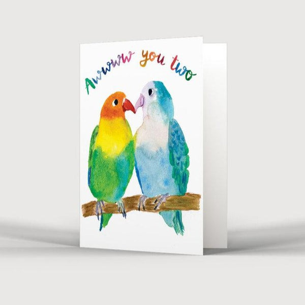Aww You Two Card