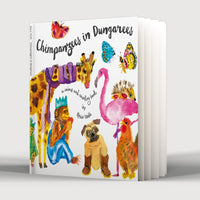 Chimpanzees in Dungarees Counting Book