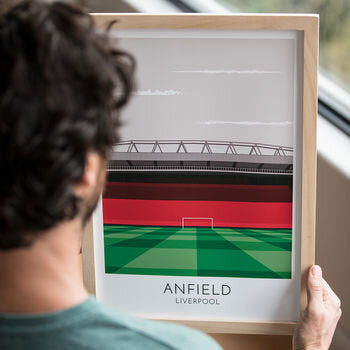 Any Football or Rugby Stadium Print