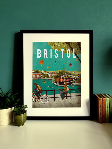 Everything Bristol Print