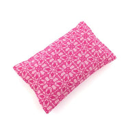 Pink Geometric Pocket Tissue Cover