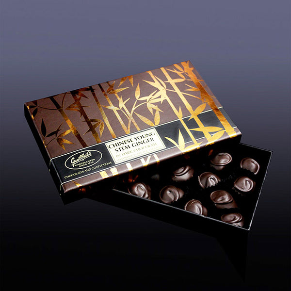 Stem Ginger & Plain Chocolate Selection Box
