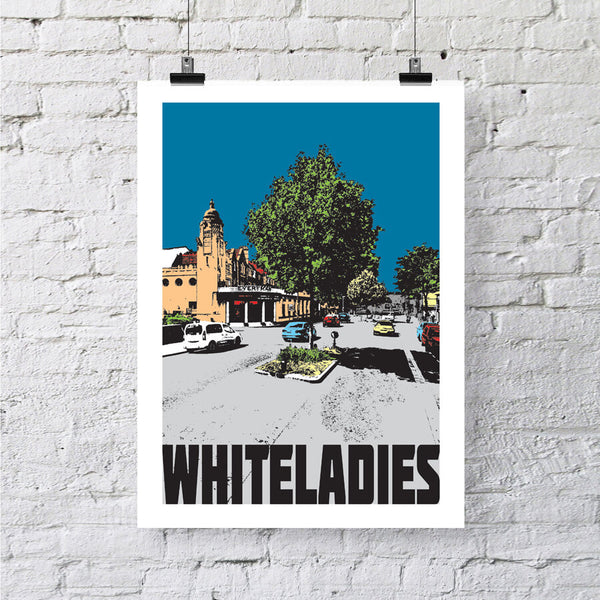 Whiteladies Print