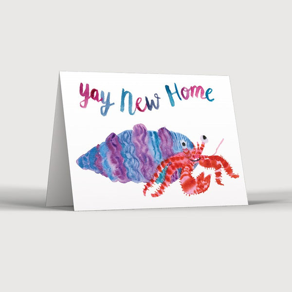 Yay New Home Card