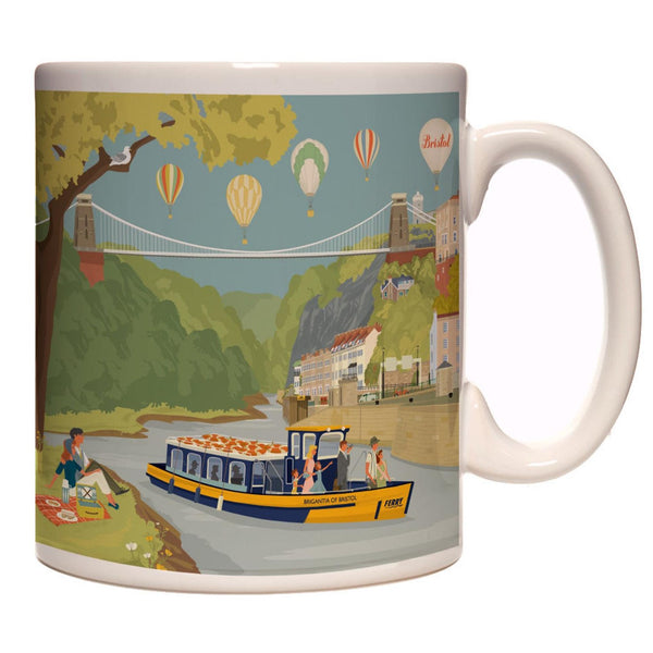 Avon Gorge Ceramic Mug