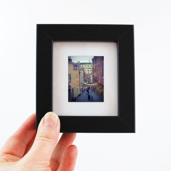 Mini Frame - Christmas Steps