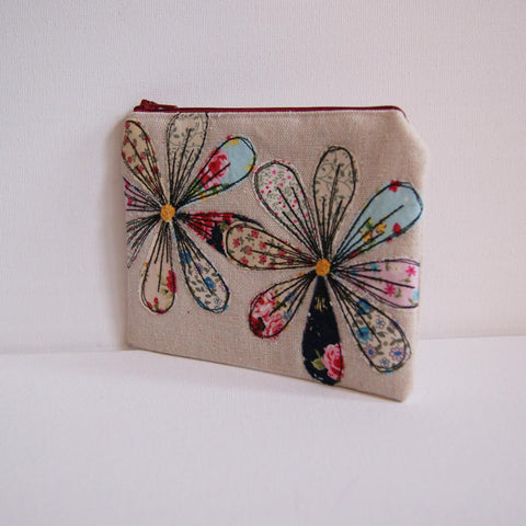 Handmade Linen Purse | Mother's Day Gift ideas at Eclectic Gift Shop