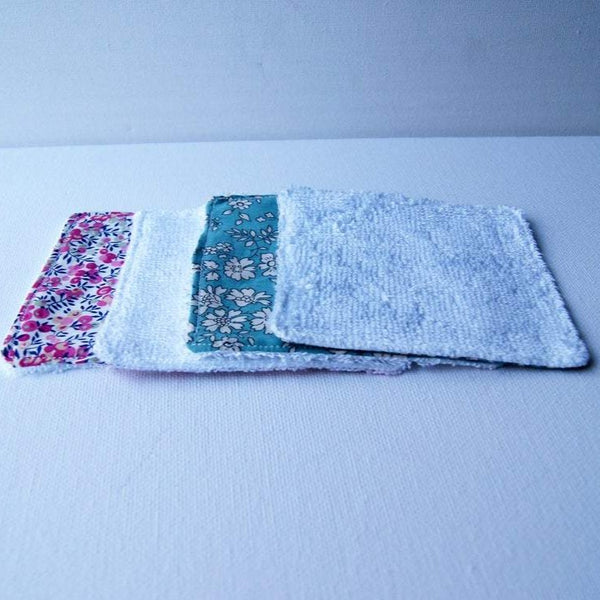 Reusable Make-Up Wipes handmade in Bristol