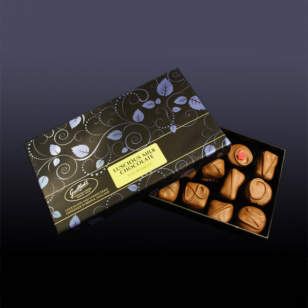 Handmade Milk Chocolate Selection Box