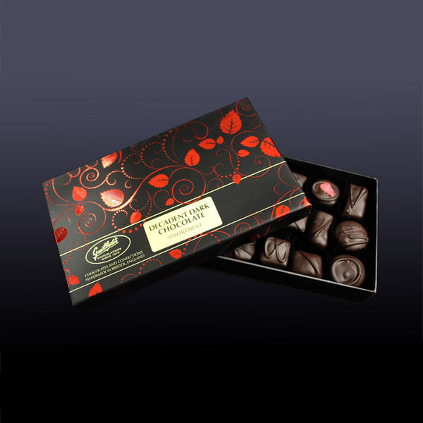 Handmade Decadent Dark Chocolate Selection Box