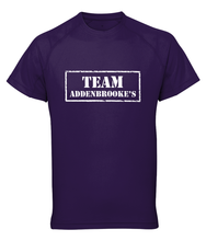 Load image into Gallery viewer, Team Addenbrooke's Performance T-shirt