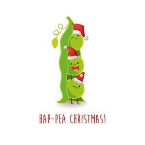 Funny Veggie Christmas Cards