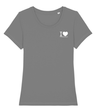 Load image into Gallery viewer, I Love Addenbrooke's fitted adult T-shirt