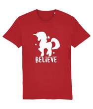 Load image into Gallery viewer, Believe Adult T-shirt