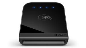 Shopify Tap & Chip Card Reader