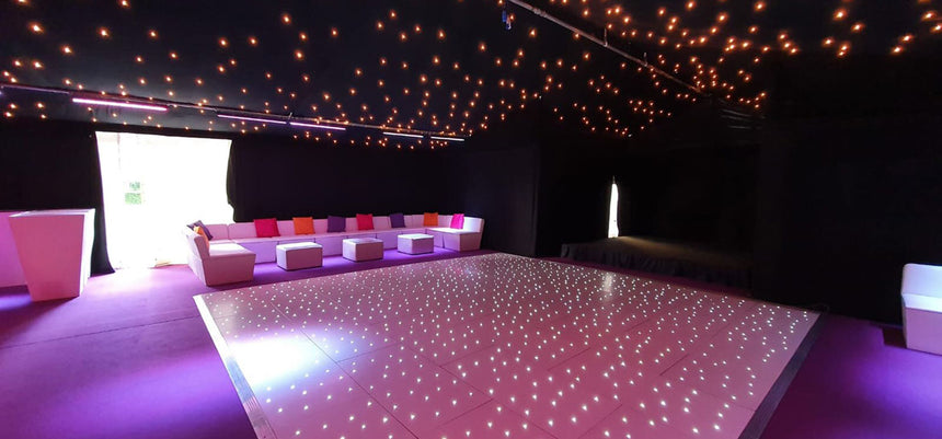 LED Starlite Dance Floor