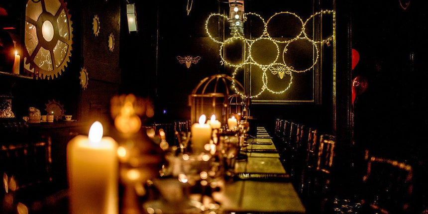 dining experiences theming services Hertfordhire, South East England and London