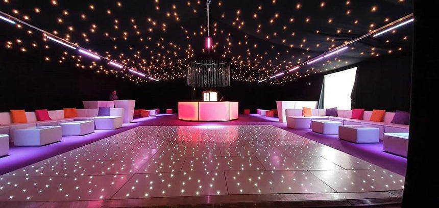 Wedding and Events LED Dance floor Hire Hertfordhire, South East England and London