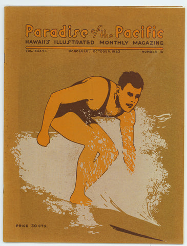 October 1923 Poster