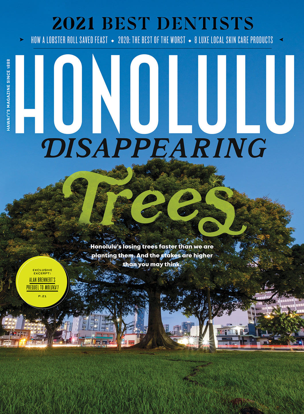 HONOLULU Magazine February 2021 Issue