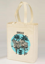 Load image into Gallery viewer, HONOLULU + Pow! Wow! Collaboration Tote