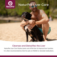 Load image into Gallery viewer, NATURPET LIVER CARE 100ML