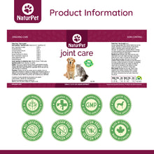Load image into Gallery viewer, NATURPET JOINT CARE 100ML
