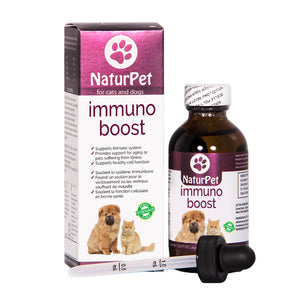 NATURPET IMMUNO BOOST 100ML
