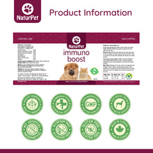Load image into Gallery viewer, NATURPET IMMUNO BOOST 100ML