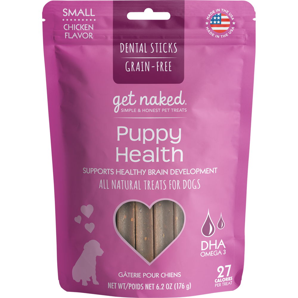 GET NAKED PUPPY CHEW SM