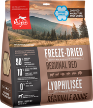 Load image into Gallery viewer, ORIJEN FREEZE DRIED REGIONAL RED 454G