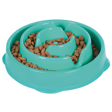 Load image into Gallery viewer, OUTWARD HOUND FUN FEEDER DROP TEAL MINI