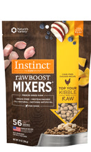 Load image into Gallery viewer, NATURES VARIETY FREEZE DRIED RAW BOOST MIXER CHIC DOG 396G