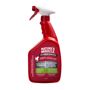 NATURES MIRACLE ADVANCED STAIN/ODOUR 946ML