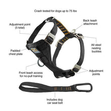 Load image into Gallery viewer, KURGO TRU-FIT SMART HARNESS ENHANCE SM