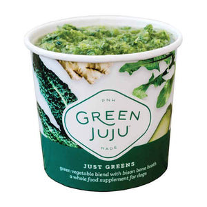 GREEN JUJU JUST GREENS BLEND 16OZ