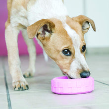 Load image into Gallery viewer, KONG PUPPY TIRES PINK/BLUE SM