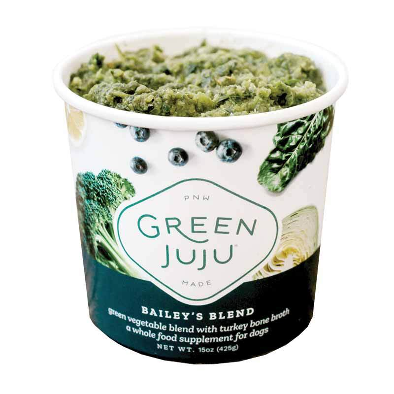 GREEN JUJU BAILEY'S BLEND 30OZ