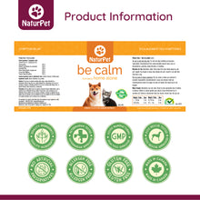 Load image into Gallery viewer, NATURPET BE CALM 100ML