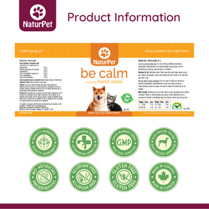 NATURPET BE CALM 100ML