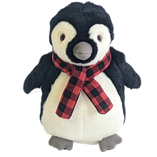 Load image into Gallery viewer, FLUFF & TUFF XMAS TOPPER PENGUIN 8""