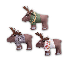 Load image into Gallery viewer, FRINGE SWEATER MOOSE 3PK