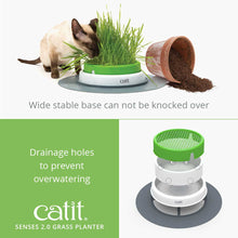 Load image into Gallery viewer, HAGEN CATIT SENSES 2.0 GRASS PLANTER