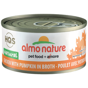 ALMO CAT NATURAL CHICKEN/PUMPKIN 70G