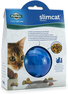 SLIMCAT FOOD TOY BLUE