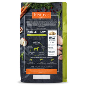NATURES VARIETY INSTINCT HEALTHY WEIGHT CHICKEN DOG 1.81KG