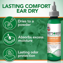 Load image into Gallery viewer, VETS BEST EAR RELIEF DRY 4OZ
