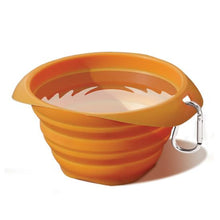 Load image into Gallery viewer, KURGO COLLAPS A BOWL ORANGE