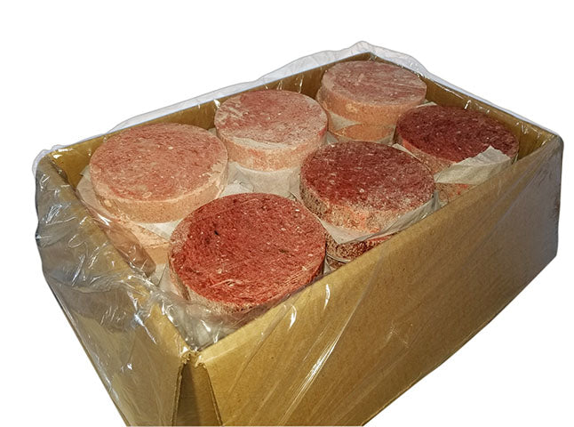 CARNIVORA VARIETY PORK/CHICKEN PACK BULK 25LB